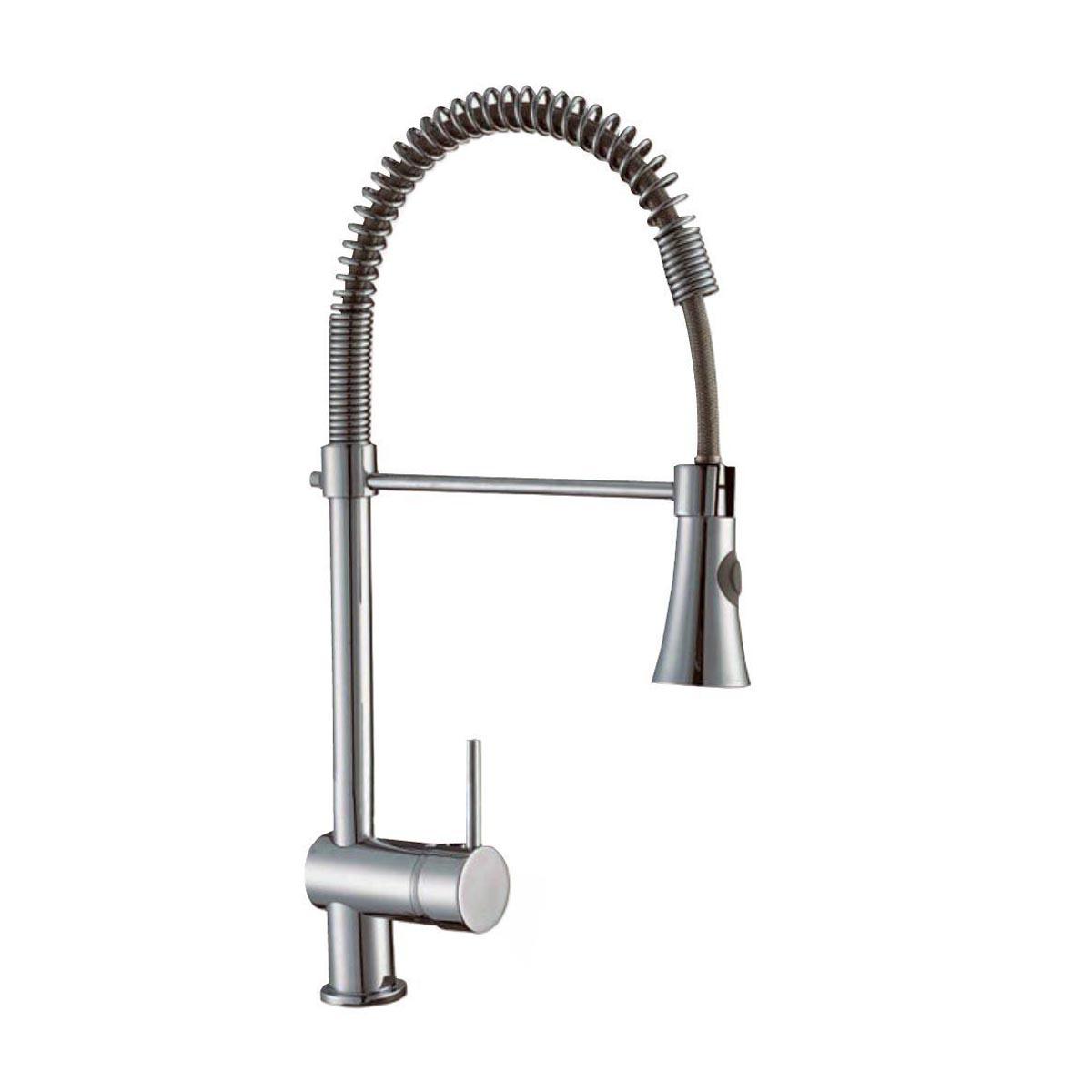Finiture lavandino rubinetteria cucina molla a spirale - Pulire tubi lavandino cucina ...