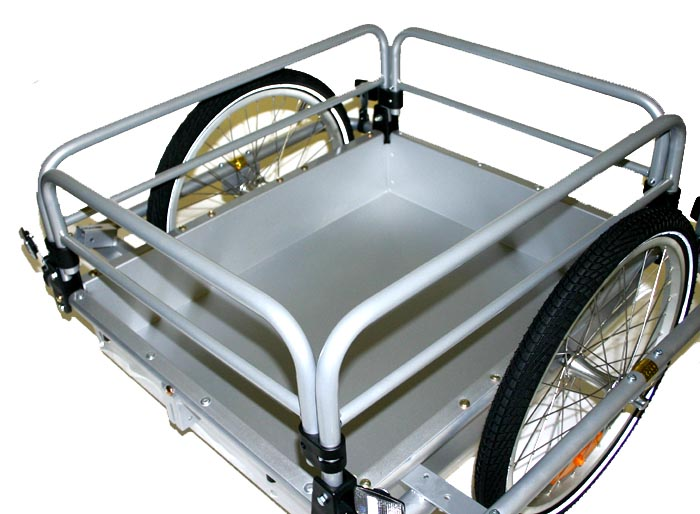 blue bird cargo trailer transportanh nger standard kupplung alu wanne 129l. Black Bedroom Furniture Sets. Home Design Ideas