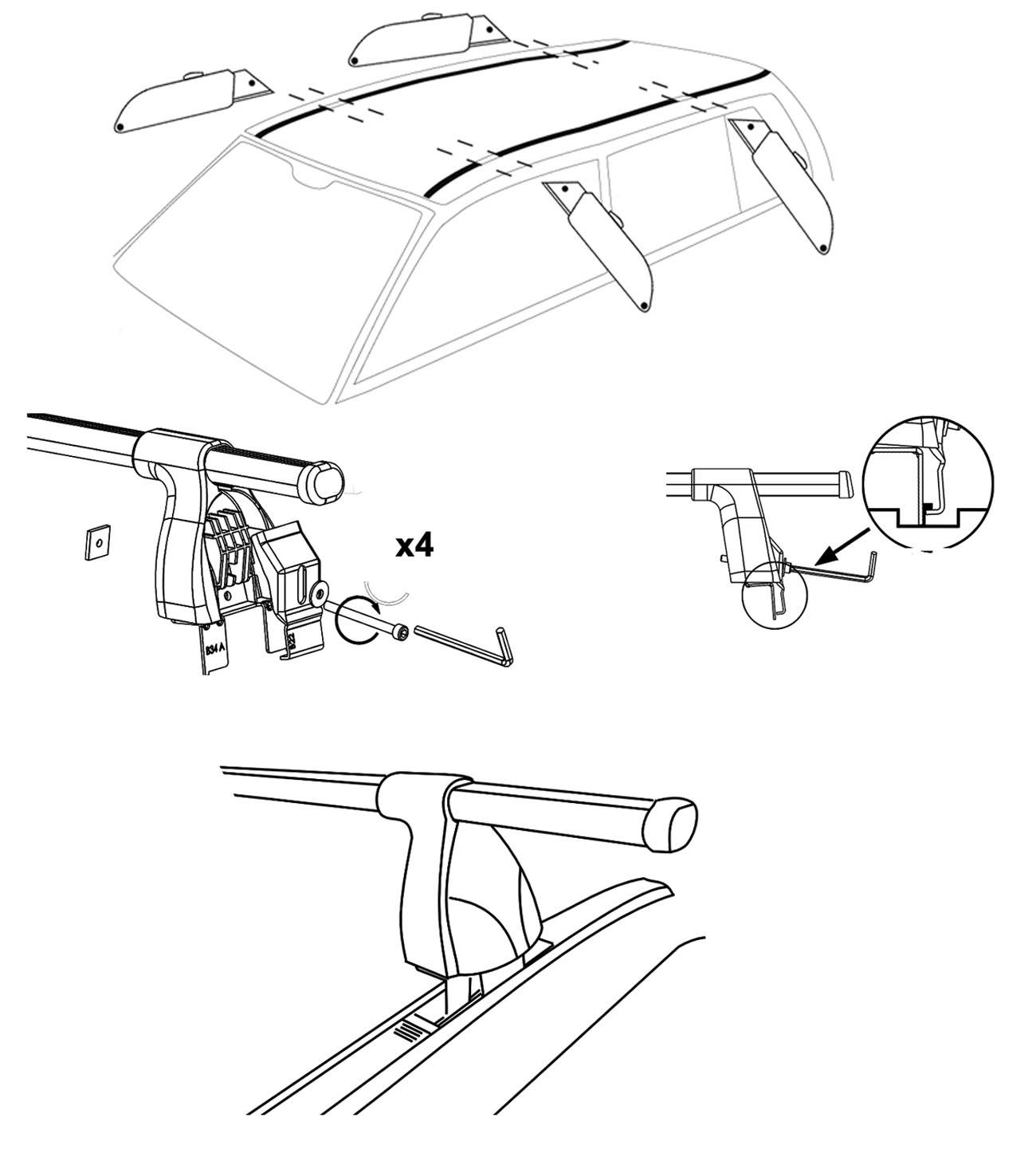 aurilis dachtr ger easy one f r seat toledo stufenheck 5. Black Bedroom Furniture Sets. Home Design Ideas