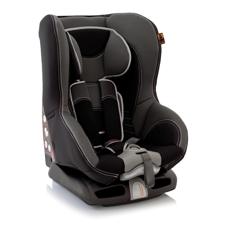 tiziano si ge de voiture pour enfant chaise pour enfant noir anthracite taille i ebay. Black Bedroom Furniture Sets. Home Design Ideas