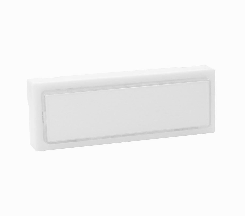 unitec 40791 klingeltaste beleuchtet klingelknopf t rklingel klingel kunststoff ebay. Black Bedroom Furniture Sets. Home Design Ideas