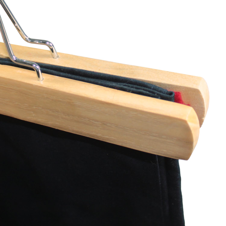 5 25 st hosenspanner kleiderb gel klemmb gel hosenhalter hosenb gel holz hosen. Black Bedroom Furniture Sets. Home Design Ideas