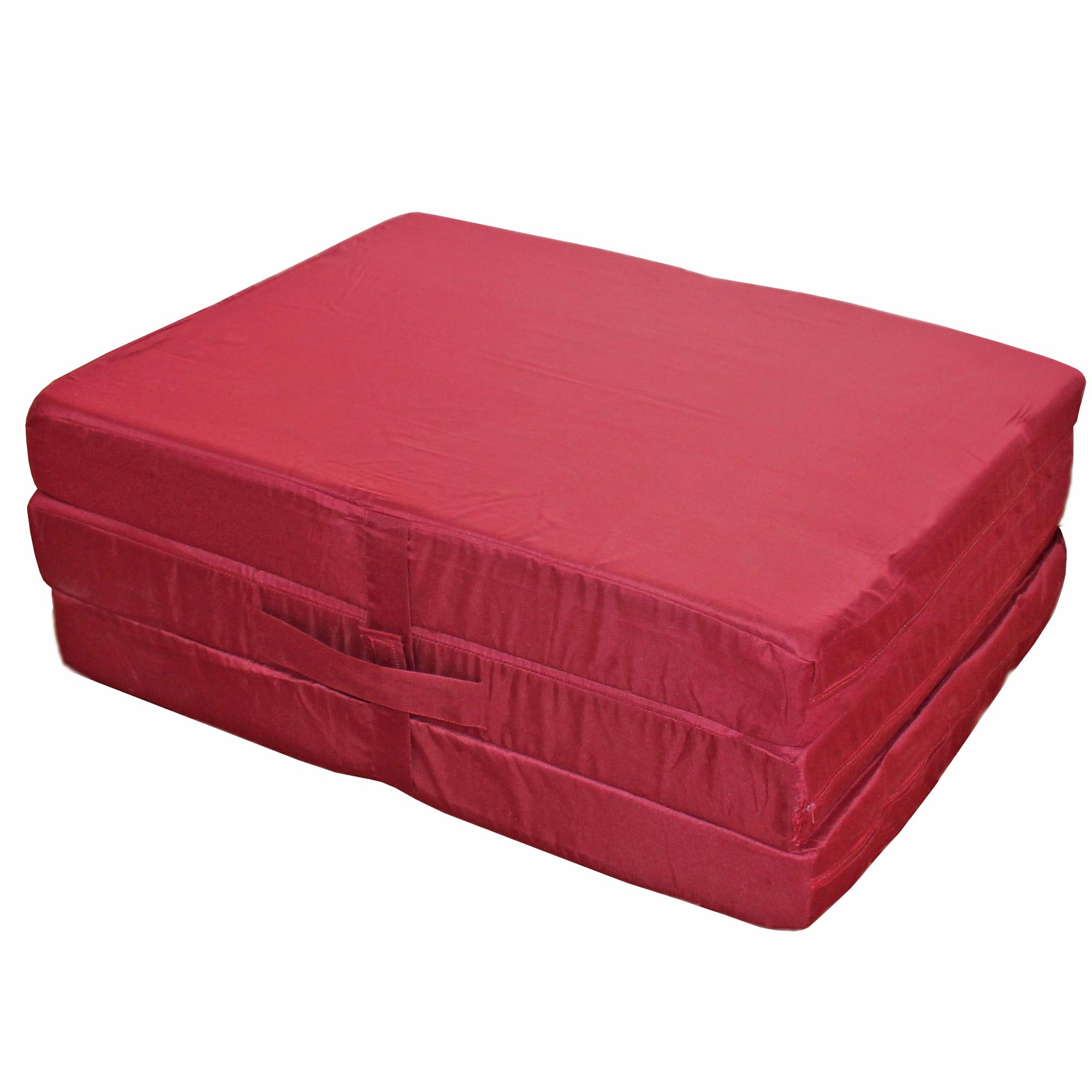 Foldable Mattress Folding Mattress Guest Mattress Spare Bed 195x80x10cm Ebay