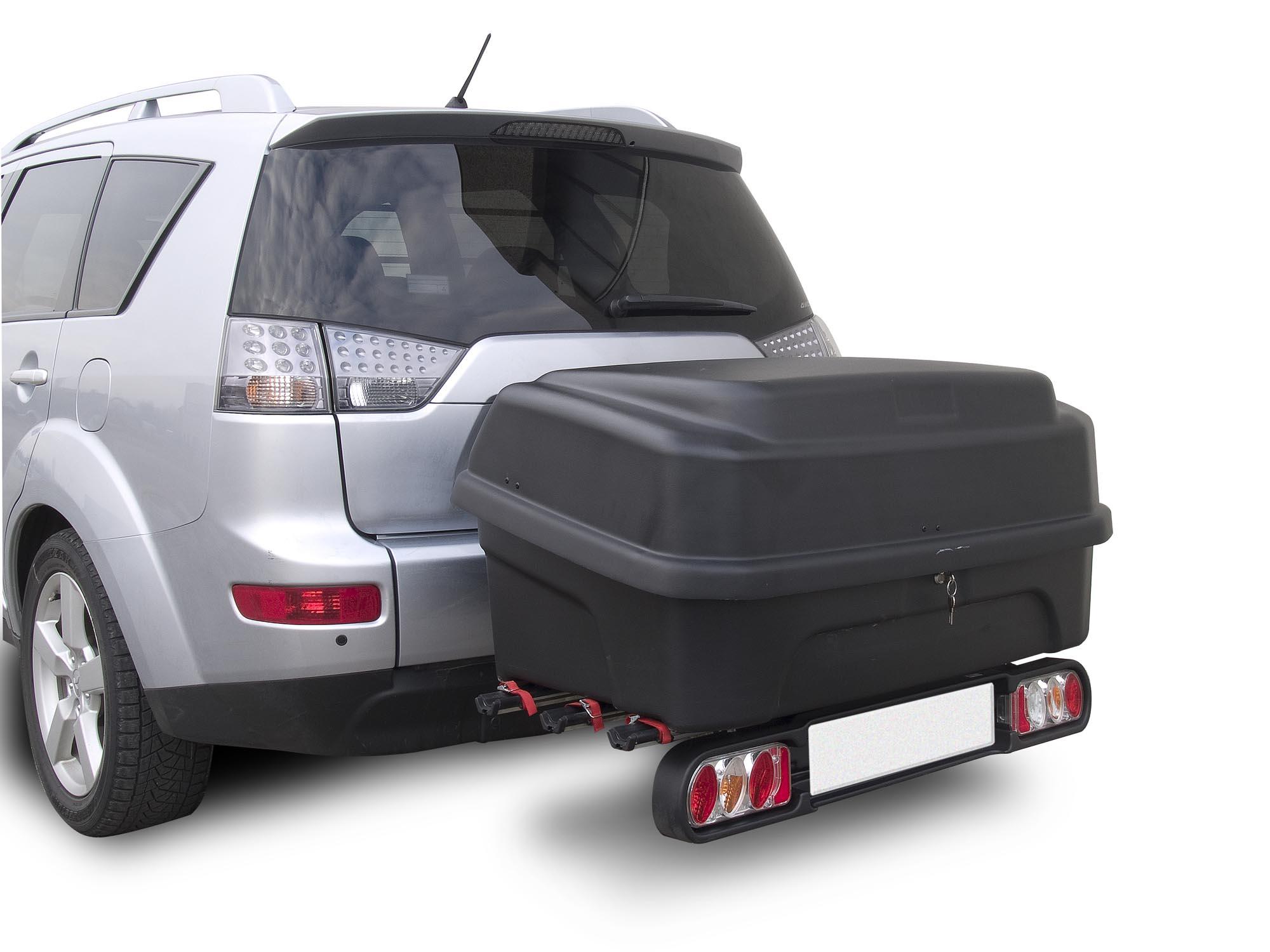 menabo boxxy transportbox gep ckbox f r kupplungstr ger hecktr ger 330 liter. Black Bedroom Furniture Sets. Home Design Ideas