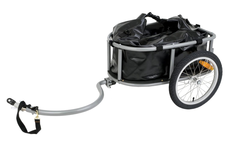 alu fahrradanh nger transportanh nger tasche wasserdicht h nger fahrrad 40kg zuladung. Black Bedroom Furniture Sets. Home Design Ideas