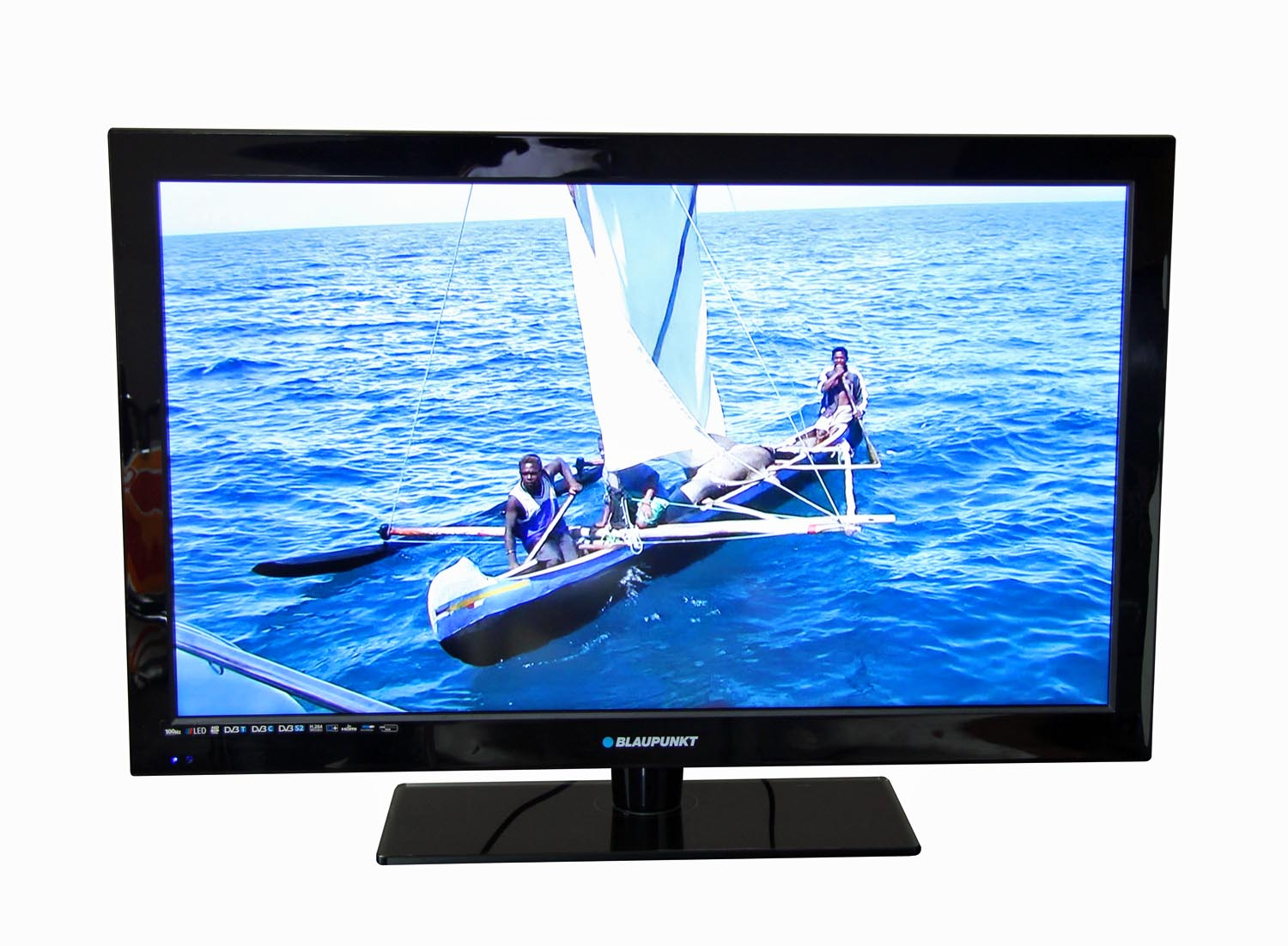 blaupunkt b32p189tcsfhd 100 led fernseher 32 zoll 81cm full hd tv hdmi ebay. Black Bedroom Furniture Sets. Home Design Ideas
