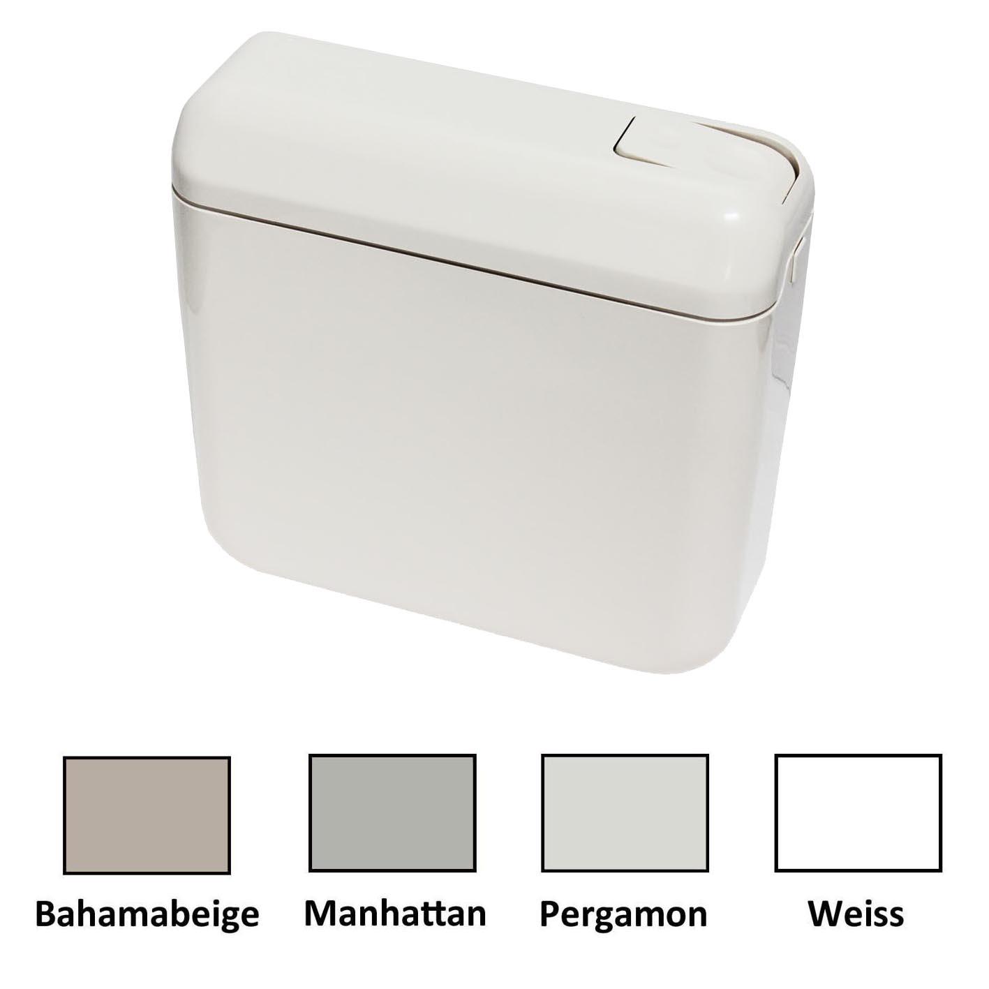 wc sp lkasten nr 300st aufputzsp lkasten toilette sp lung 6 9l einstellbar farbe w hlbar. Black Bedroom Furniture Sets. Home Design Ideas