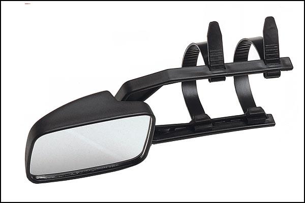 caravan spiegel f r pkw beidseitig verwendbar aufsetzbar. Black Bedroom Furniture Sets. Home Design Ideas