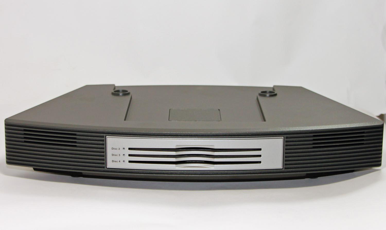 bose 3 fach cd wechsler f r wave music system graphitgrau ebay. Black Bedroom Furniture Sets. Home Design Ideas