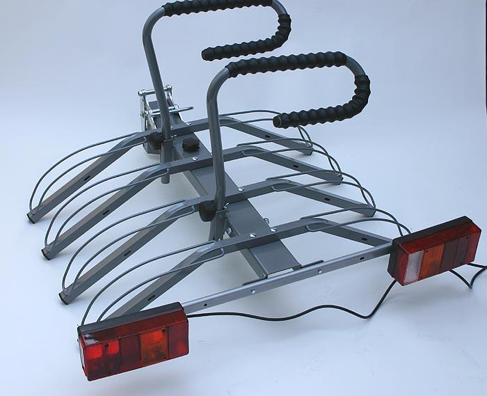 hecktr ger fahrradtr ger m7004 f r anh ngerkupplung 4 fahrr der. Black Bedroom Furniture Sets. Home Design Ideas